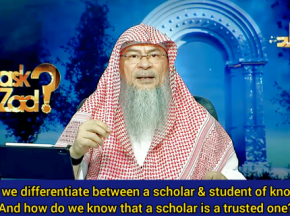 How to know if a Scholar is trusted one?