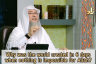 Why was world created in 6 days when nothing is impossible for Allah