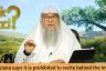 Maulana (hanafi) says it's prohibited to recite behind the imam even in silent rakah