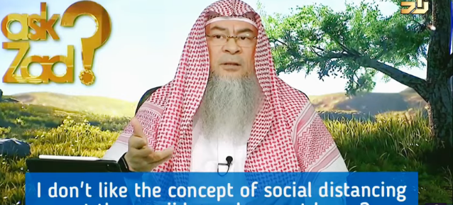 I don't like the concept of Social Distancing in the Masjid, can I pray home?