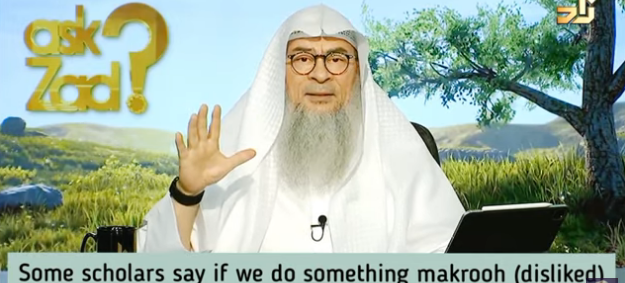 Some scholars say if we do something makrooh (disliked) 3 times it becomes Haram, is it true?