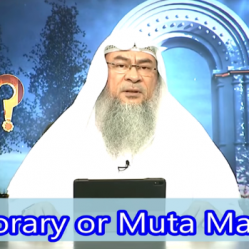 Temporary or Mutah Marriage