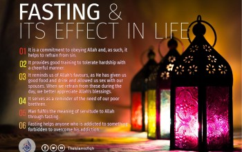 Fasting and its effect in life