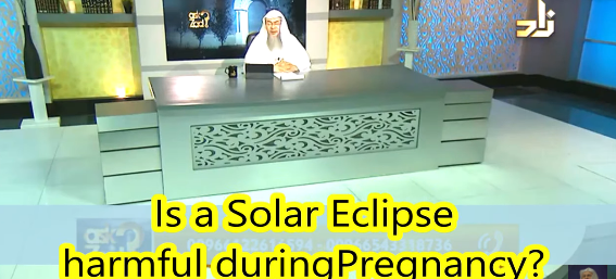 Are there any side effects of solar or lunar eclipse, is it harmful for pregnant women