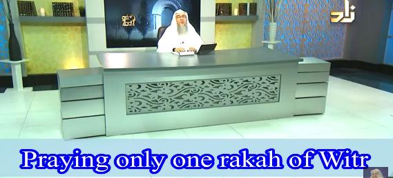 Maximum number of rakahs for night prayers