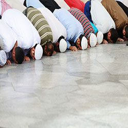 Holding Friday Prayer More than Once in the Same Mosque