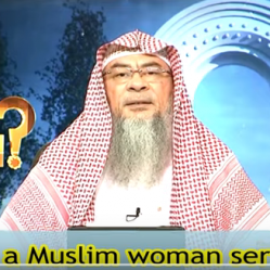 How can a Muslim Woman serve Islam?