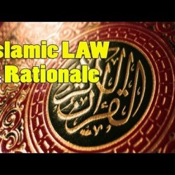 Islamic Law & Its rationale