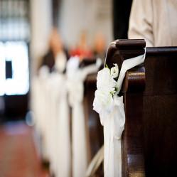 Marriage in a Church