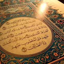 God's words and the Qur'an