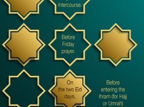 Recommended ghusl