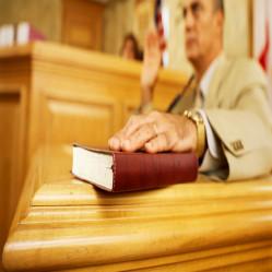 Swearing by the Gospel