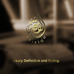 Usury Definition and Ruling