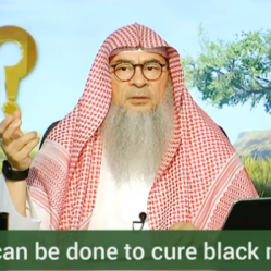 What can be done to cure black magic?