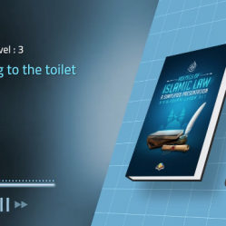 When going to the toilet